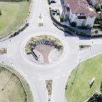 Kreisverkehrsplatz